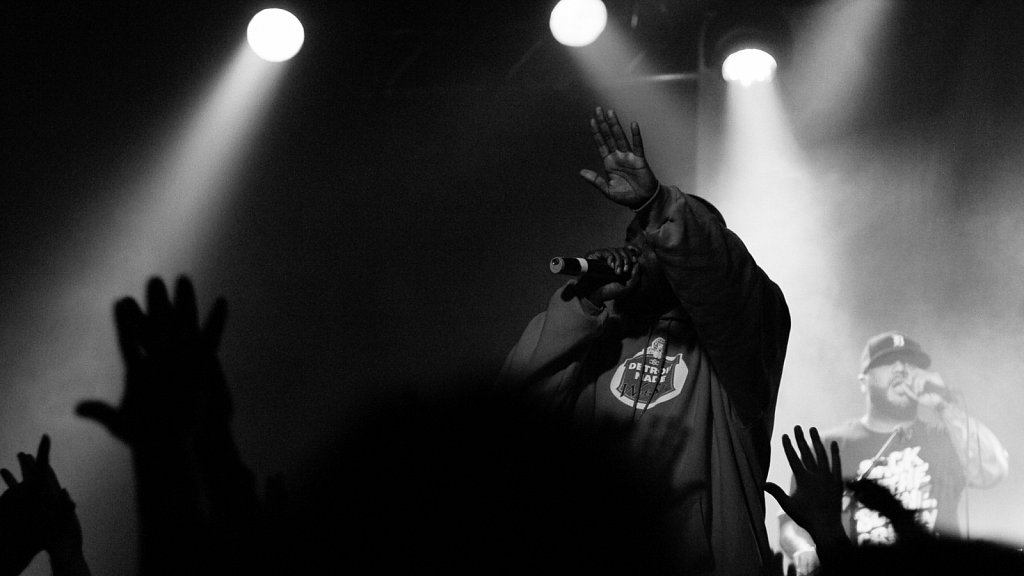 Guilty Simpson & Apollo Brown / Conne Island / Leipzig (2013).